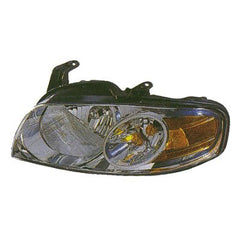 2004-2006 Nissan Sentra Driver-Side Headlight (for Base, S models)