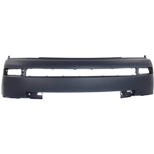 2005 Scion Xb Front Bumper Painted Black Cherry Pearl (3P2)