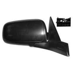 2004-2007 Subaru Impreza Driver Side Mirror (Non-Heated; Power; Manual Folding) SU1320112