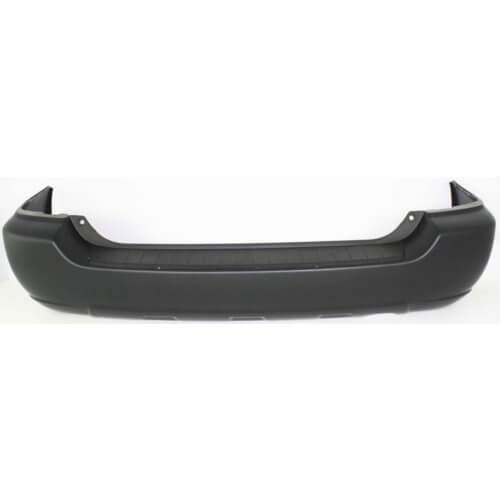 2004-2007 Toyota Highlander Rear Bumper; TO1100231; 5215948904