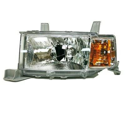2004,2005,2006 Scion xB Headlight; Driver side, Passenger side