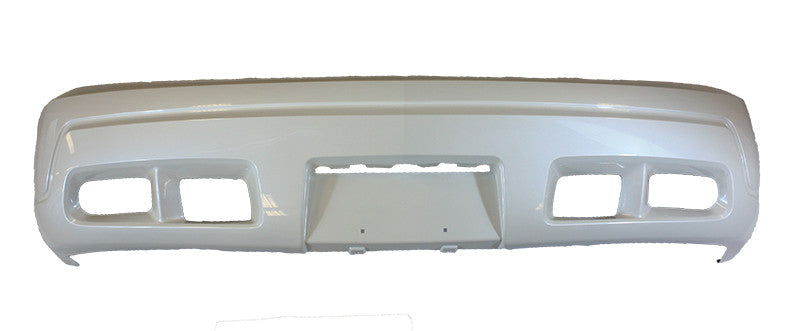 2005 Cadillac Escalade Front Bumper Painted White Diamond Pearl (WA800J)