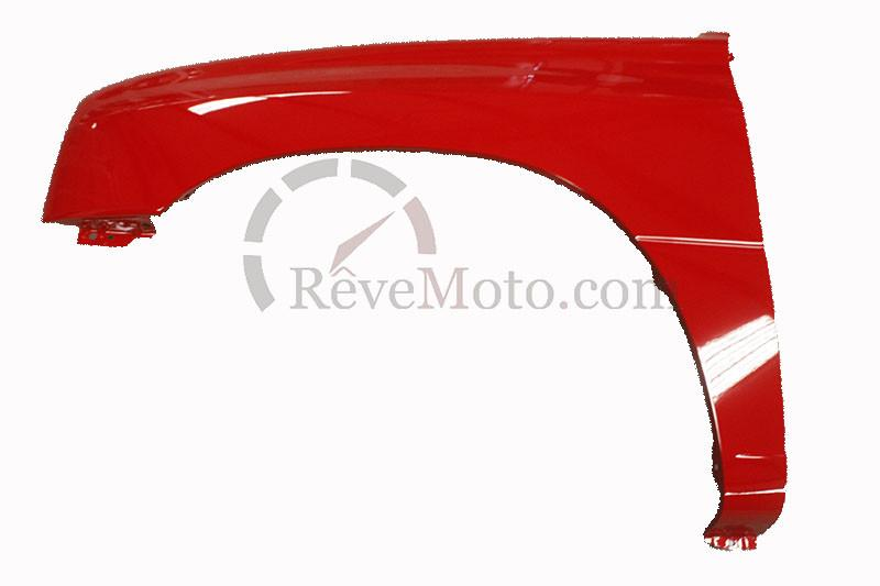 1999-2004 Chevrolet Tracker Driver Side Front Fender Base Model wo Molding Holes_SZ1240110