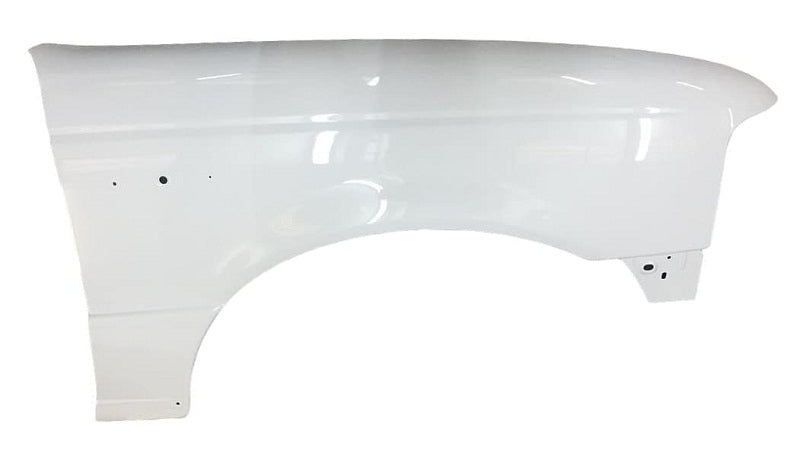 2004 Ford Ranger Driver Side Fender With Wheel Opening Painted Toreador Red Metallic (FL)
