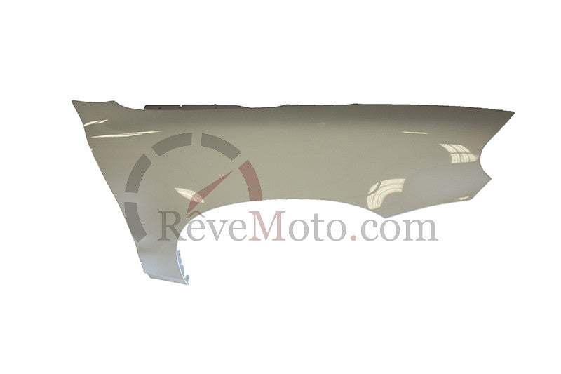 2000-2001 Mitsubishi Eclipse Fender Painted Dover White Pearl (W69)