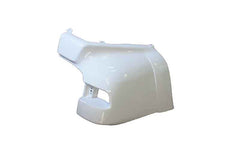 2003 Toyota 4Runner Rear Bumper Passenger Cap Painted Natural White (Paint code: 056)