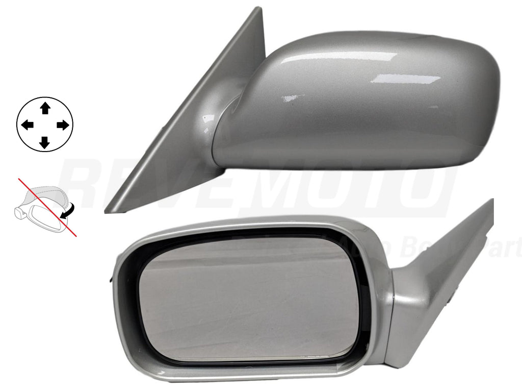 2006 Toyota Camry : Side View Mirror Painted (Non-Heated)