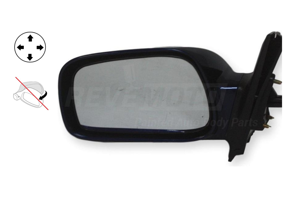 2003 Toyota Corolla : Painted Side View Mirror