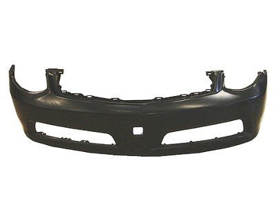 2008 Infiniti G35 Front Bumper (Primed or Painted)