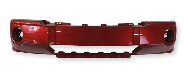 NEW FRONT BUMPER COVER PRIMED FITS 2005-2007 JEEP GRAND CHEROKEE 5159130AA