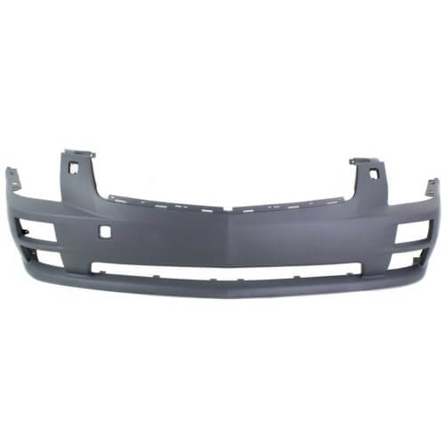 2005 Cadillac STS Front Bumper Cover (w/ Head Light Washer Holes) GM1000755