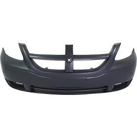 2005-2007 Dodge Caravan Front Bumper (w/ Fog Light Holes) - CH1000430