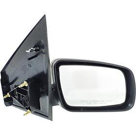 2005-2007 Ford Freestyle Driver Side Power Door Mirror (Heated, w/o Memory, w/ Puddle Light) FO1320286
