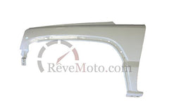 2005-2007 Jeep Liberty Fender Painted Stone White (PW1) - Left