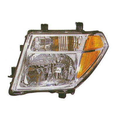 2007 Nissan Pathfinder Headlight