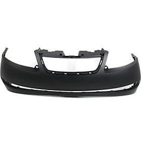 2003-2007 Saturn ION Front Bumper; Coupe-  w_o Redline; GM1000751; 15839814