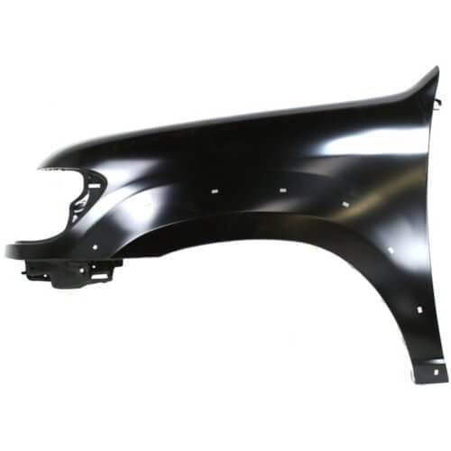 2005-2007 Toyota Sequoia Fender (Driver Side); w_ Flare Holes; w_o Antenna Hole; TO1240222; 538020C100SEQ
