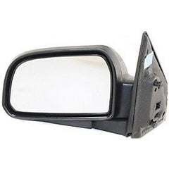 2005-2009 Hyundai Tucson Driver Side Power Door Mirror (Non-Heated; Power; Manual Folding) HY1320153