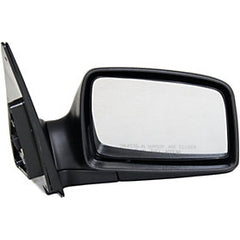 2005-2009 Kia Sportage Passenger Side Power Door Mirror (LX; Heated; Power; Manual Folding)_KI1321132_876201F210