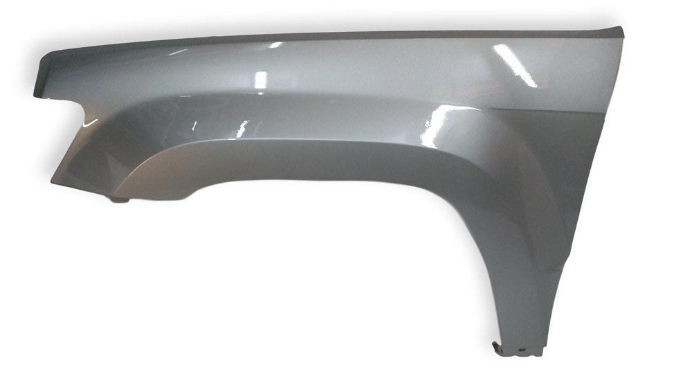 2005-2010 Jeep Grand Cherokee Fender Painted Bright Silver Metallic (PS2,WSB,PSB) - Left
