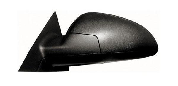 2005-2010 Pontiac G6 View Mirror (Non-Heated; Manual Fold; Textured; Sedan; Left)-GM1320291