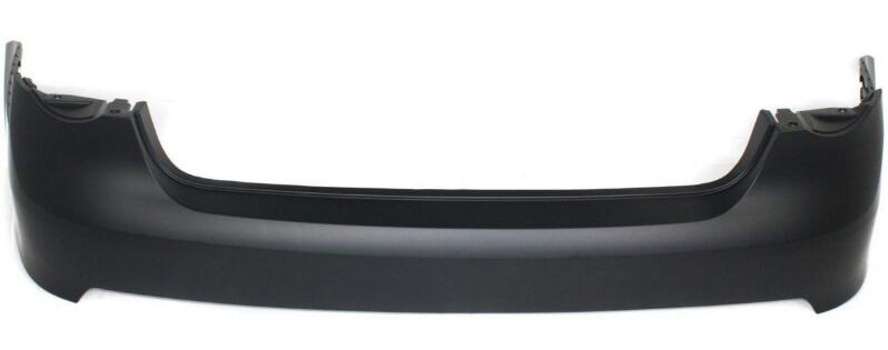 2005-2010 Volkswagen Jetta Rear Bumper (Type 5; Sedan Models; w/o Park Assist Sensor Holes) - VW1100175