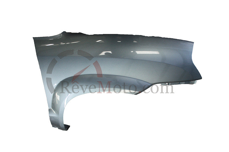 2005 Hyundai Tucson Driver Side Fender (w/o Signal Light and Side Cladding Hole, w/o Flare Holes, 2.0L Eng) HY1240135