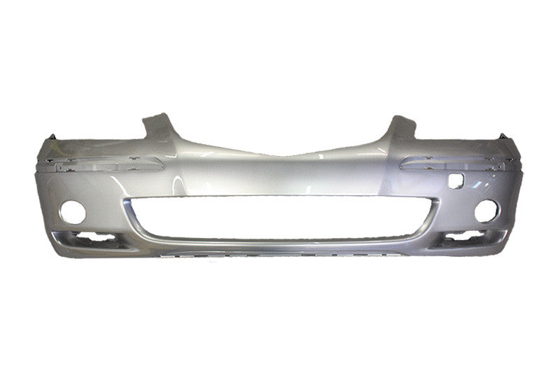2005 Acura RL Front Bumper Painted Celestial Silver Metallic (NH685M)