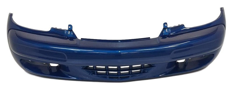 2005 Chryler PT Cruiser (Code: MCJ) Front Bumper With Fog Lights Painted Electric Blue Pearl (PB5)