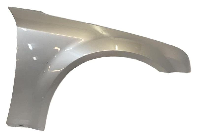 2006 Chrysler 300 Driver Fender Painted Bright Silver Metallic (PS2)