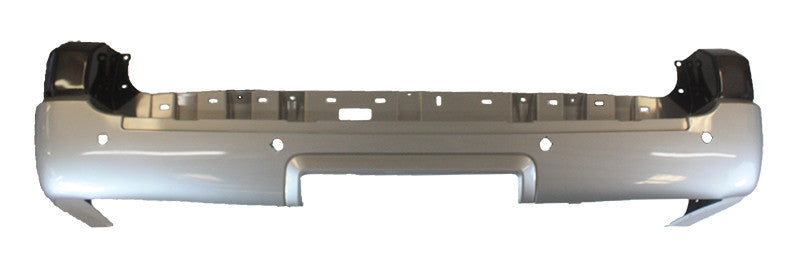 2004-2006 Ford Expedition Rear Bumper Cover (NBX/XLS/XLT; w/ Park Assist Sensor Holes; w/ Rear Obj Snsr Holes) FO1100372