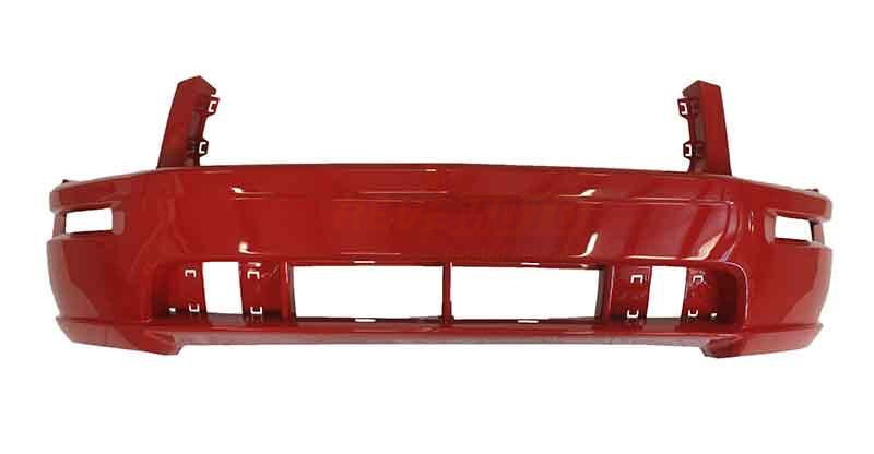 2005 Ford Mustang Front Bumper Painted Colorado Red (D3), Base