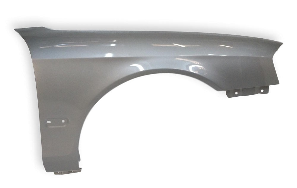 2005 Kia Optima Passenger Side Fender Painted Diamond Silver Metallic (C5)
