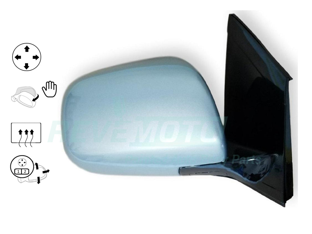 2005 Lexus RX330 : Painted Side View Mirror