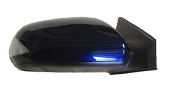 2008 Scion tC Side View Mirror Painted Indigo Ink Pearl (8P4) - back view