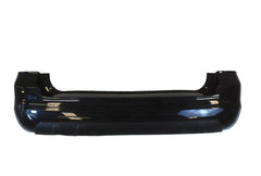 2008 Toyota Matrix Rear Bumper Painted Black Sand Pearl (209)