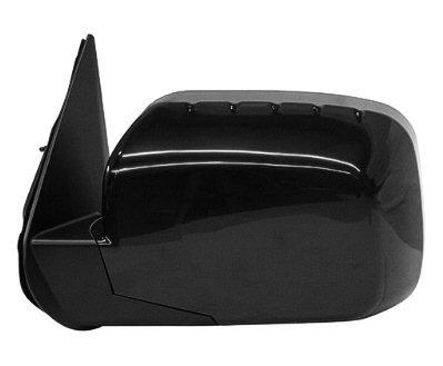 2006-2014 Honda Ridgeline Mirror (Driver Side); Power; Manual Folding; Non-Heated; HO1320229; 76250SJCA11ZJ