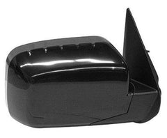 2006-2008 Honda Ridgeline Mirror (Passenger Side);  Power; Manual Folding; Heated; HO1321232; 76200SJCA21ZF