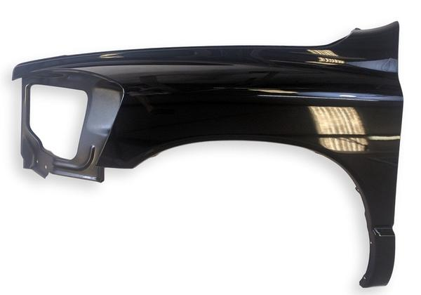 New CH1240255 Front Driver Side Fender for Dodge Ram 1500 2006-2009