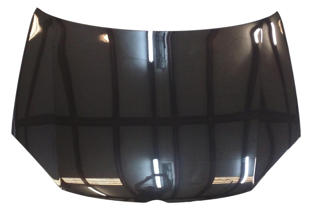 2006-2009 Volkswagen GTI Hood Painted Black Magic Pearl (LC9Z)