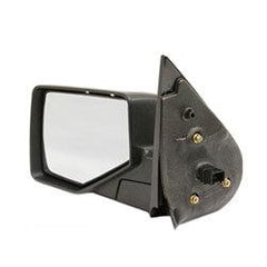 2007-2010 Ford Explorer Sport Trac Driver Side Power Door Mirror (Non-Heated; w- Puddle Light) FO1320279