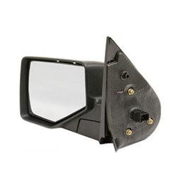 2006-2010 Ford Explorer Driver Side Power Door Mirror (Heated; w- Puddle Light) FO1320284