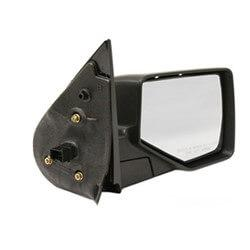 2007-2010 Ford Explorer Sport Trac Driver Side Power Door Mirror (Heated; w- Puddle Light) FO1320284