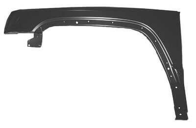 2006-2010 Jeep Commander Fender (Left, Driver-Side) - CH1240249