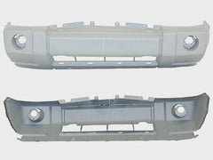 2006-2010 Jeep Commander Front Bumper (Limited_Overland Models; w Chrome)-CH1000874