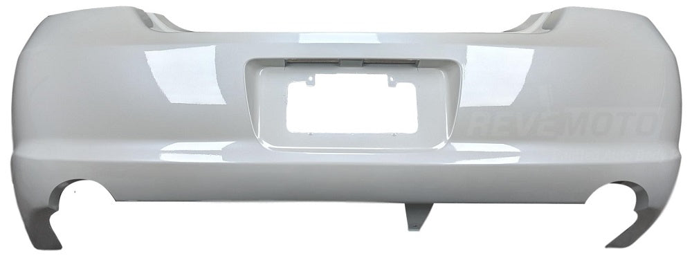 2010 Toyota Avalon Rear Bumper Painted Black (202)