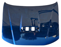 2007 Toyota Tacoma Hood, With Scoop Painted  Indigo Ink Pearl (8P4)