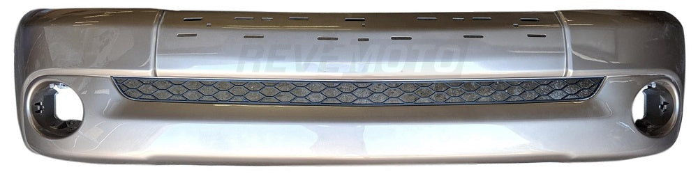 2000-2006 Toyota Tundra Front Bumper; Pick-up-  Base Models; Except Double Cab; w_o Insert; w_o Flare Holes; w_ or w_o Fog Lights; Regular_Access Cab; TO1000254; 521190C050