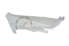 2006 Acura TL Fender Painted White Diamond Pearl (NH-603P), Passenger-Side