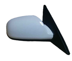 2007 Hyundai Sonata Side View Mirror Painted Arctic White_9Z (back view)